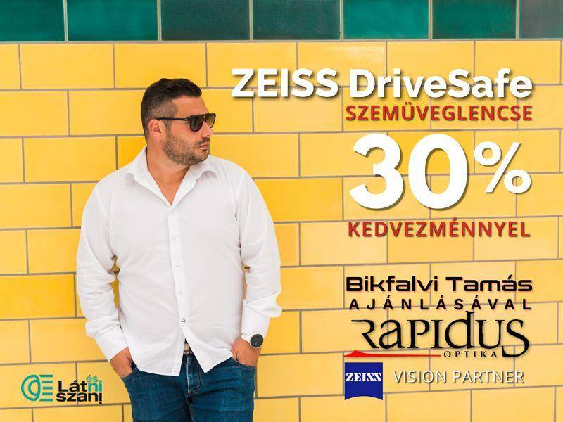 ZEISS DriveSafe akció