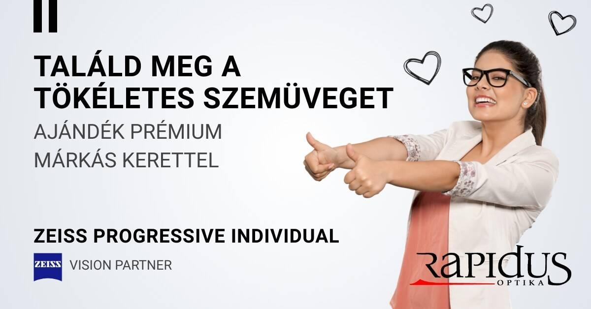 Zeiss progressive individual