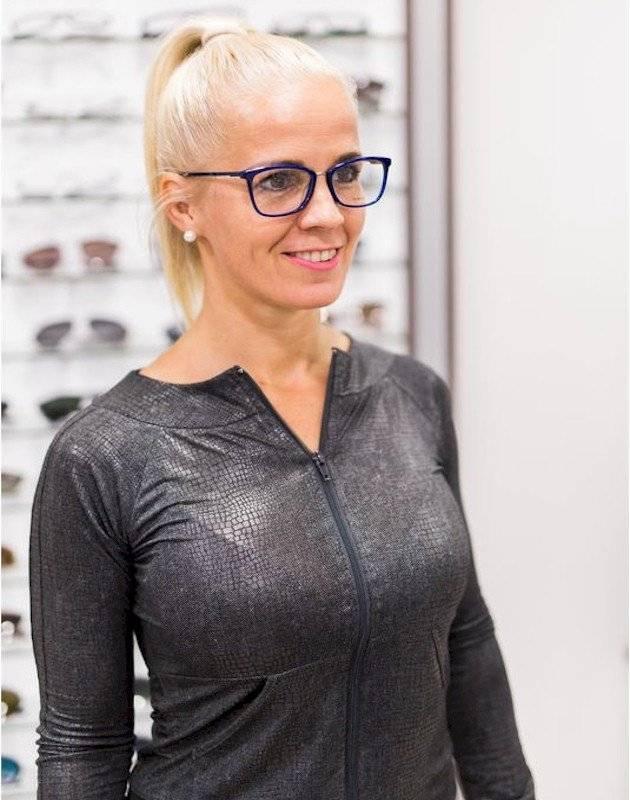 Belényi Bea multifokális szemüveg