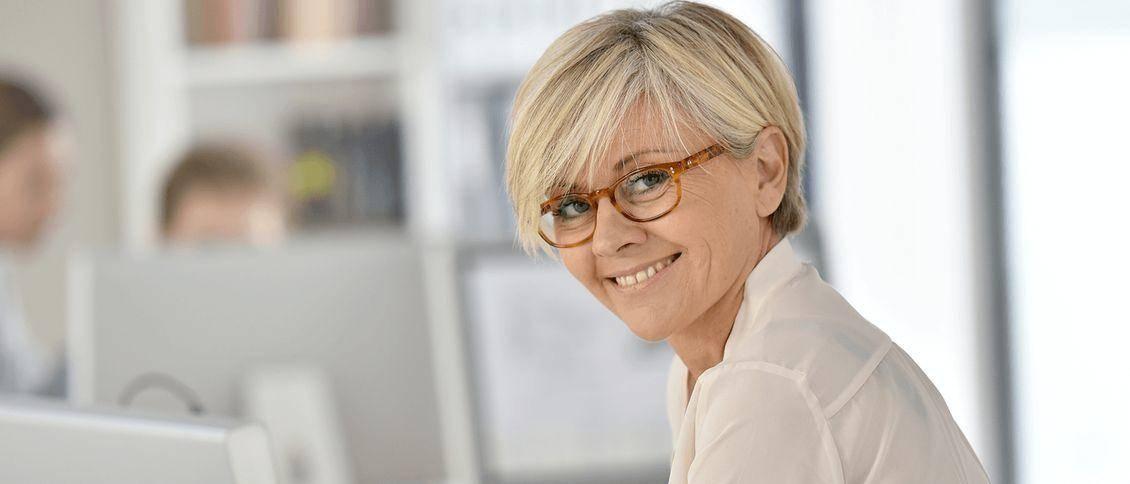 bifokális szemüveglencsék