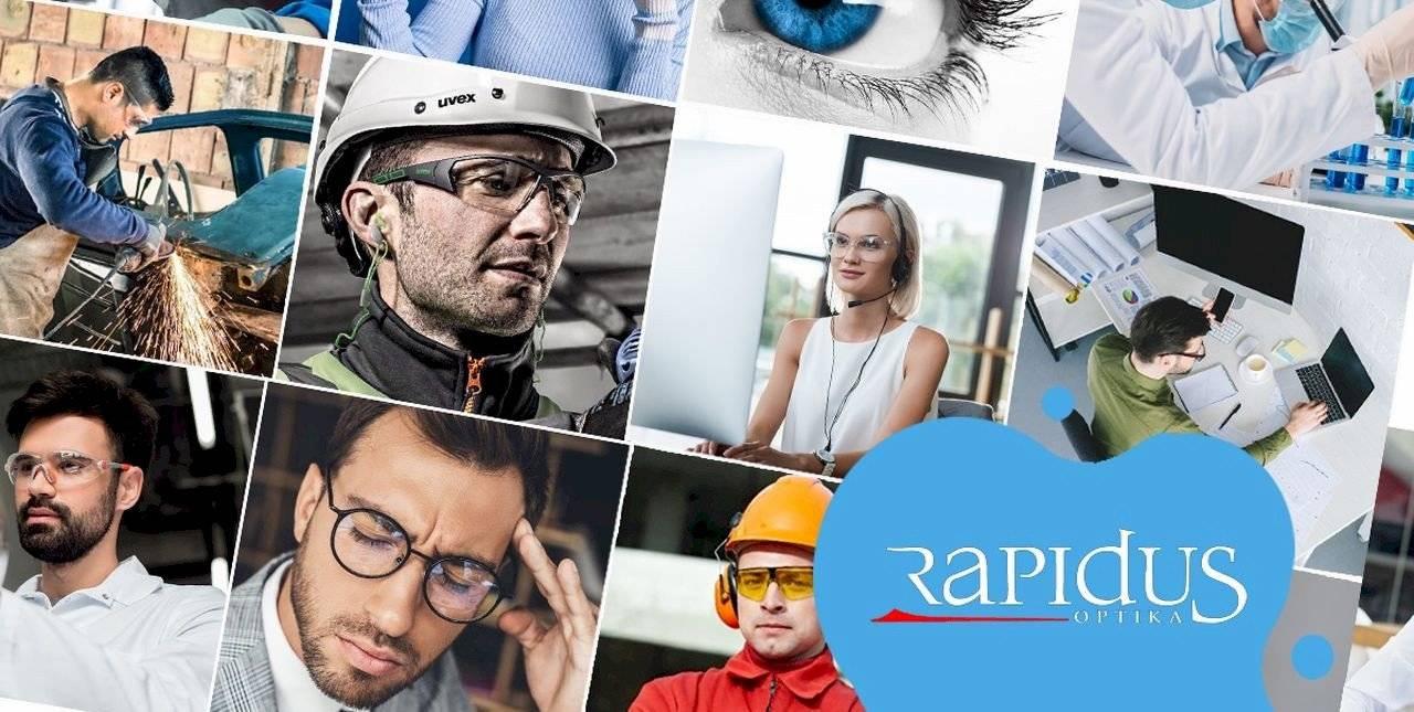 dolgozói szemüveg