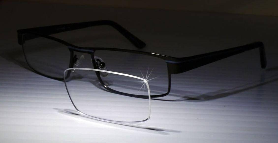 egyfókuszú szemüveglencsék
