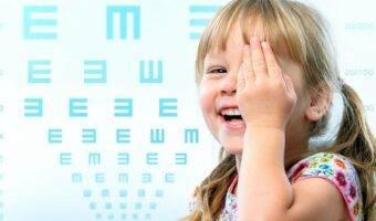 gyerek szemvizsgálat