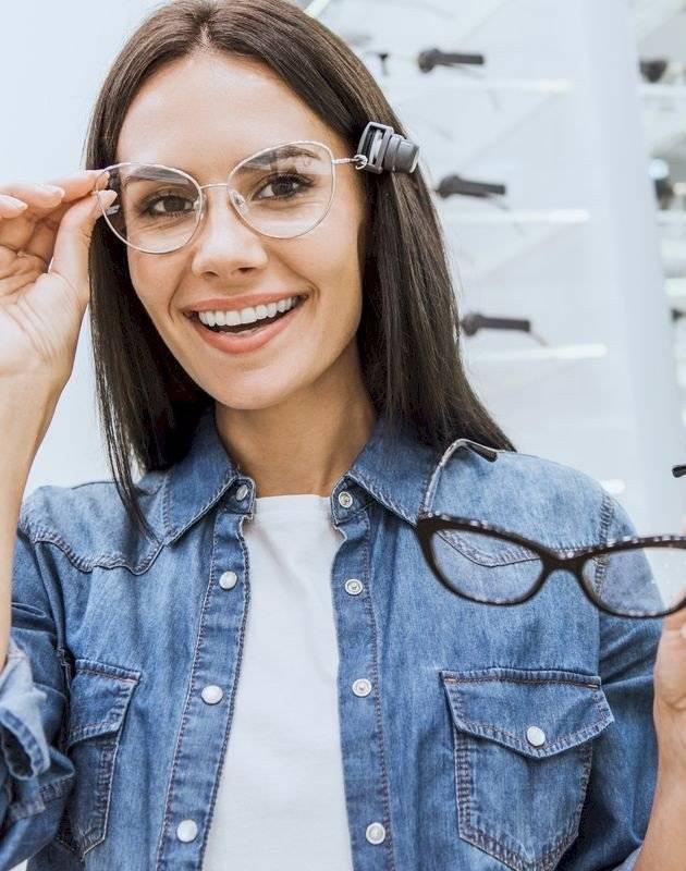 progresszív szemüveg