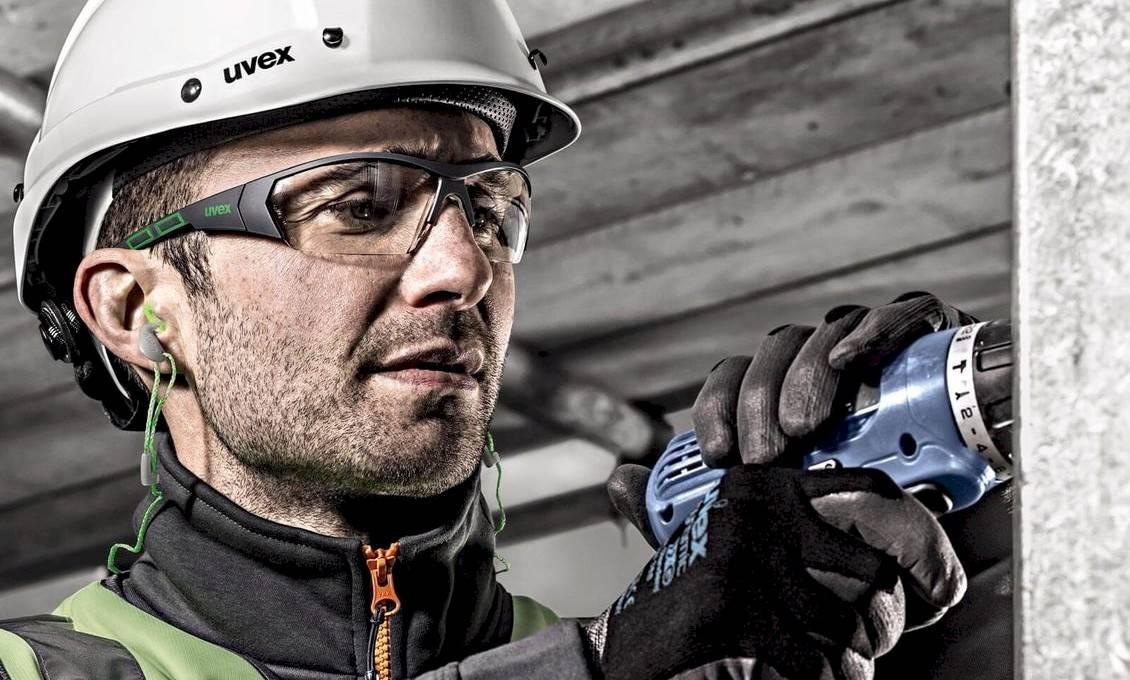 uvex munkavédelmi szemüveg